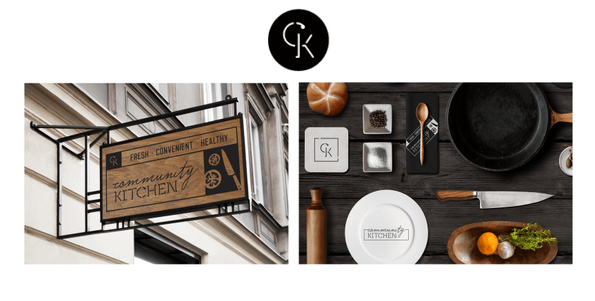 Community Kitchen: Branding