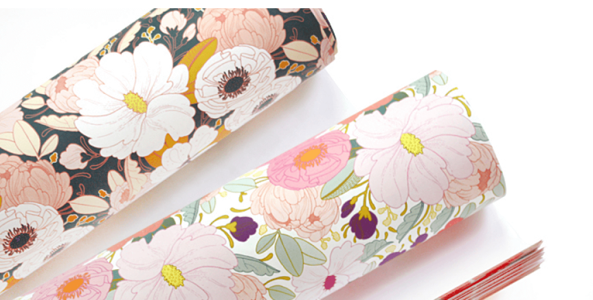 Minted: Wrapping Paper