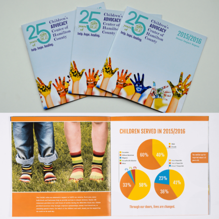 CACHC: Annual Report Design